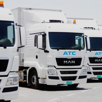بکارگیری دوربین های تحت شبکه ژئوویژن در شرکت حمل و نقل ATC