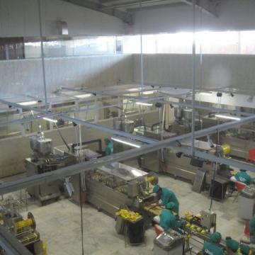 سیستم های نظارت تصویری ژئوويژن در شرکت صنایع غذایی نامی نو