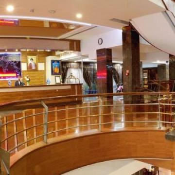 هتل آزادی مشهد مجهز به دوربين تحت شبكه ژئوويژن