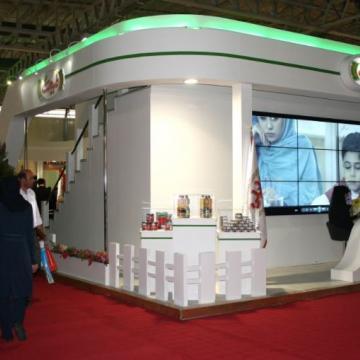 سیستم های نظارت تصویری ژئوويژن در شرکت صنایع غذایی طبيعت سبز ميهن